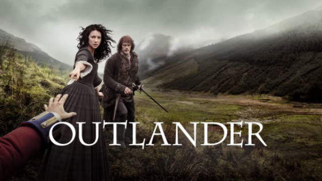 Gary Young cast in Outlander