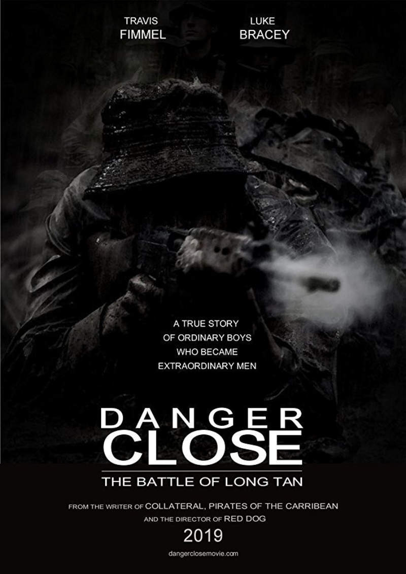 Richard Te Are and Jharaiz Kiriona cast in 'Danger Close'