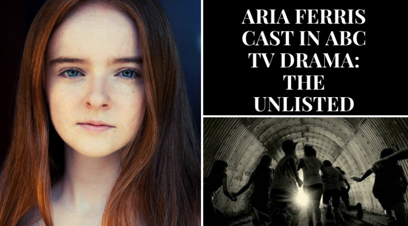 Aria Ferris cast in The Unlisted